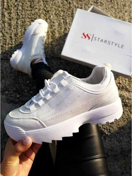 Női platformos sportcipő MIMI   Starstyle.hu